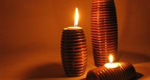 Consejos de Cromoterapia: empecemos por comprar velas