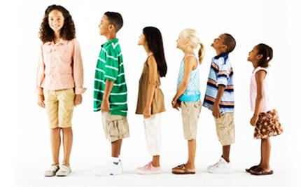 Como crear confianza en un niño