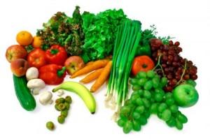 Alimentos sanos para ser feliz