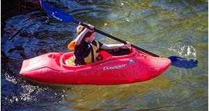 Beneficios del descenso en canoa para niños